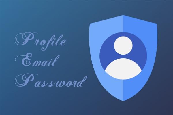 Cara Mengubah Profil, Email, dan Password Akun Blogkelas