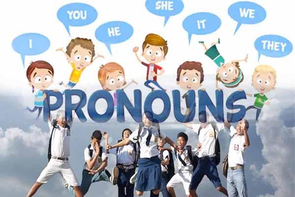 Garis Besar Pengelompokan Jenis-jenis Pronoun atau Kata Ganti Bahasa Inggris