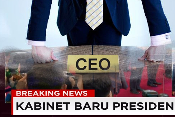 Posisi CEO Sama Strategisnya dengan Menteri Kabinet, Bahkan Bisa Lebih